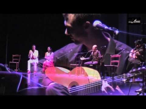 Como el agua. Grupo Flamenco Pura Sangre
