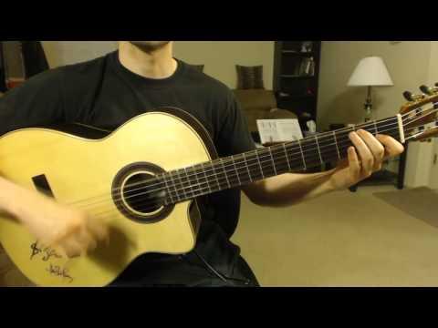 El Choclo (Tango) (solo guitar arrangement)
