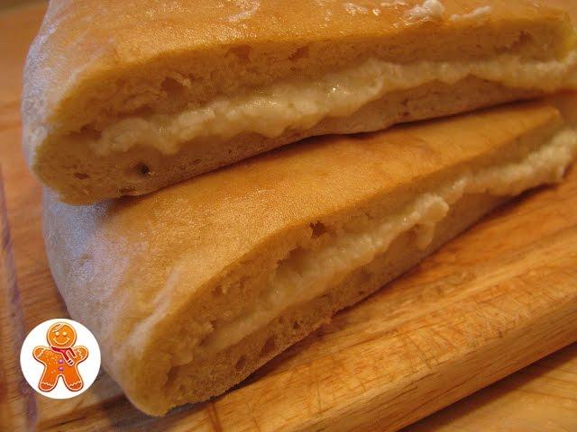 Сырный пирог на закваске
