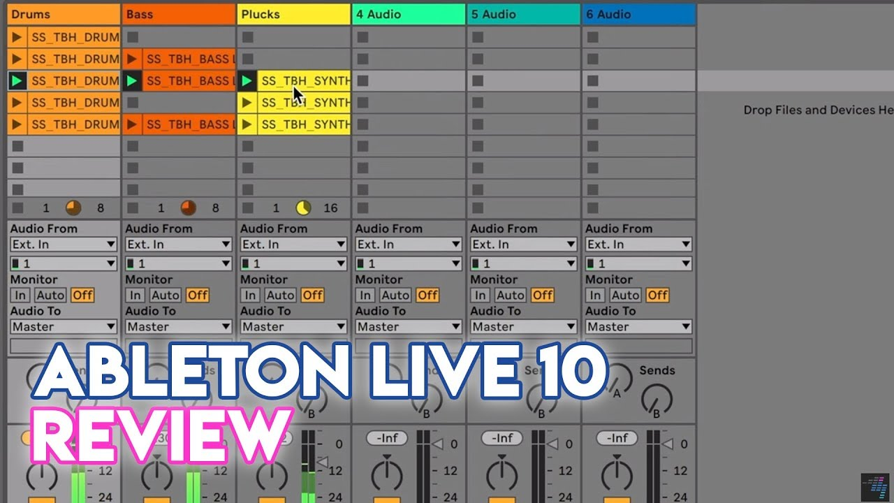Ableton Live 10 Music Production Software Review - Digital