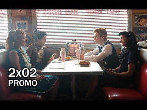 "Riverdale 2x02 Official CW Promo | Chapter Fifteen ""Nighthawks"""