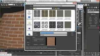 Autodesk 3ds Max 2014.Запись обучения. Урок 10