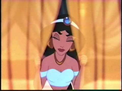 "Walt Disney's ""Aladdin"" Subliminal Message?"