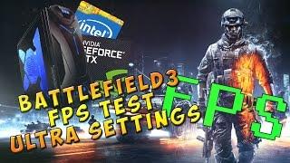 test battlefied 3   i3 4160 gtx950   monitor fps