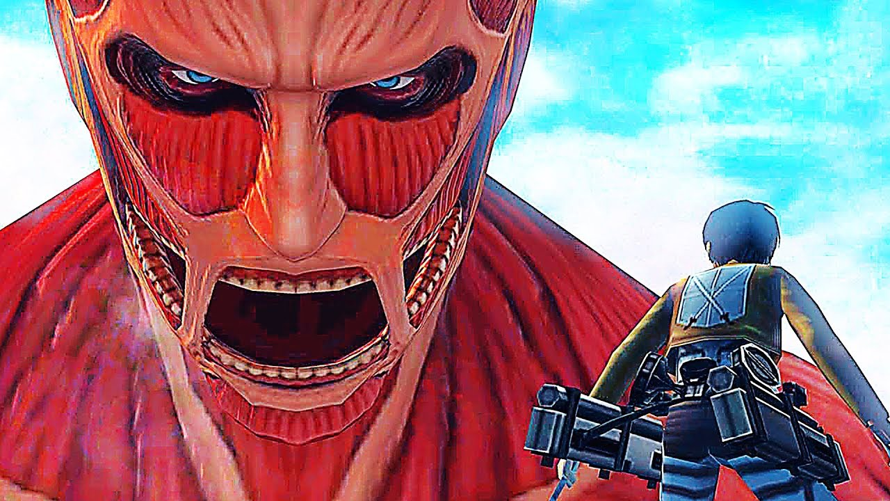 attack on titan 2 gameplay 2018 ps4 xbox one switch pc youtube. Black Bedroom Furniture Sets. Home Design Ideas