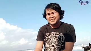 Nyanyi Lagu Bali United Cover Reggae di Pantai