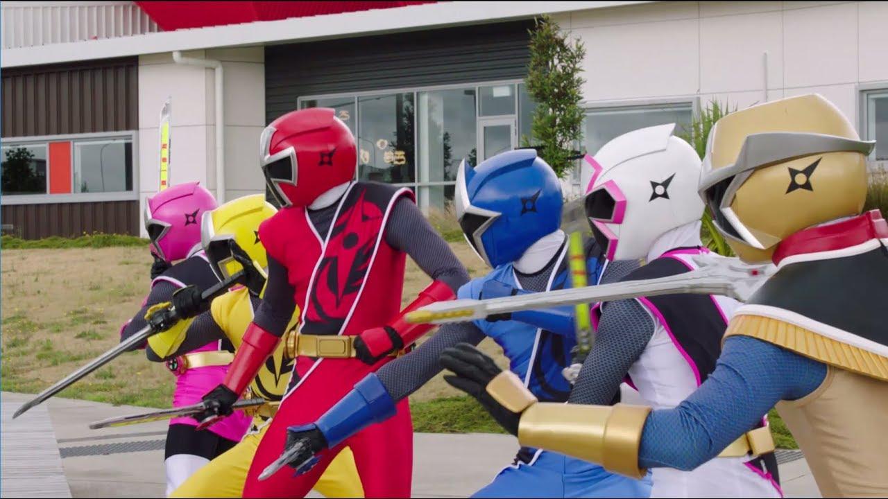 Power Rangers Ninja Steel Super Ninja Steel Trailer Youtube