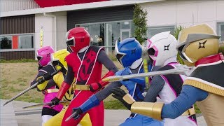 Power Rangers | Ninja Steel + Super Ninja Steel Trailer