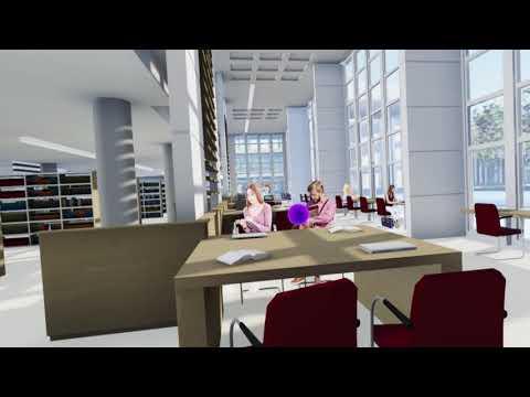 Virdys Studio - Alcatel Lucent Entreprise Showroom VR Education