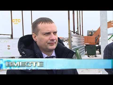 Сортировка мусора по-новосибирски СТС-МИР.