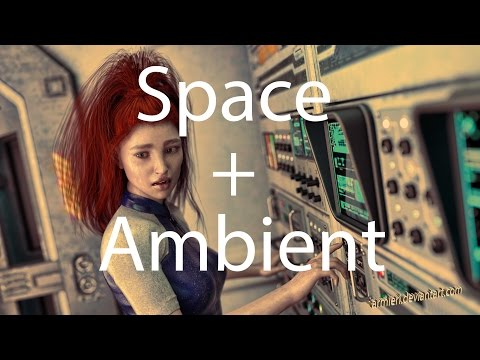 24/7 Space & Ambient Radio 🎧 Live Stream to Help You Study & Relax