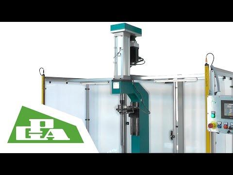 Pressa elettrica kN 50 - Servo press kN 50