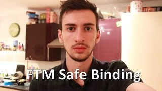 FTM Transgender: How t๐ bind safely