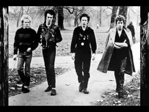 Streets of london sex pistols
