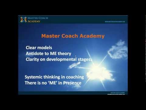 Master Coach Certification - Webinar on Coaching Perspectives
