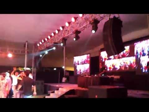 Dj Vicky Video Show In Indore Jalsa Advani Sound & Light
