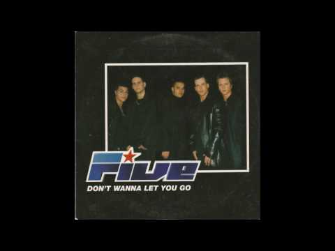 Клип Five - Don't Wanna Let You Go - Radio Edit