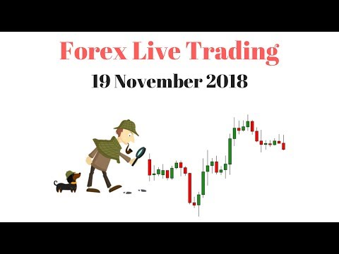 Forex Live Trading - ALM System and Live Market Analysis