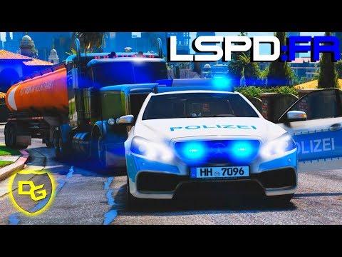 « UNFÄLLE über UNFÄLLE! » - GTA 5 LSPD:FR #147 - Deutsch - Grand Theft Auto 5 LSPDFR