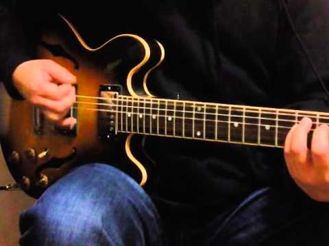 Breakdown Dead Ahead (Boz Scaggs, Guitar Cover)