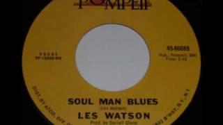 Les Watson - Soul Man Blues