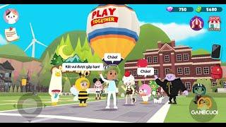 Siêu Siêu tập chơi game mobi Play Together