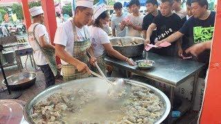这是7月底的时候在徐州拍摄的伏羊节。那边的传统就是入伏之后吃羊肉,主...