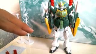 P-bandai Altron Gundam Master Grade Review (Nataku Gundam)