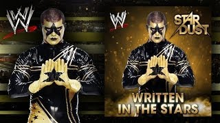 "WWE: ""Written In The Stars"" (Stardust) Theme Song + AE (Arena Effect)"