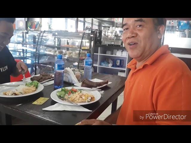 Brasilian food rasane koyo sate klathak neng Suriname