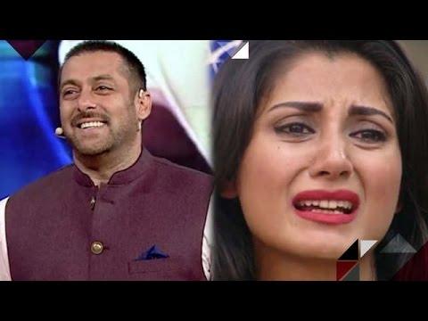 Salman Khan plays a prank on Rimi Sen | Bollywood Gossip