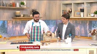 Рецепт граноли від Руслана Сенічкіна