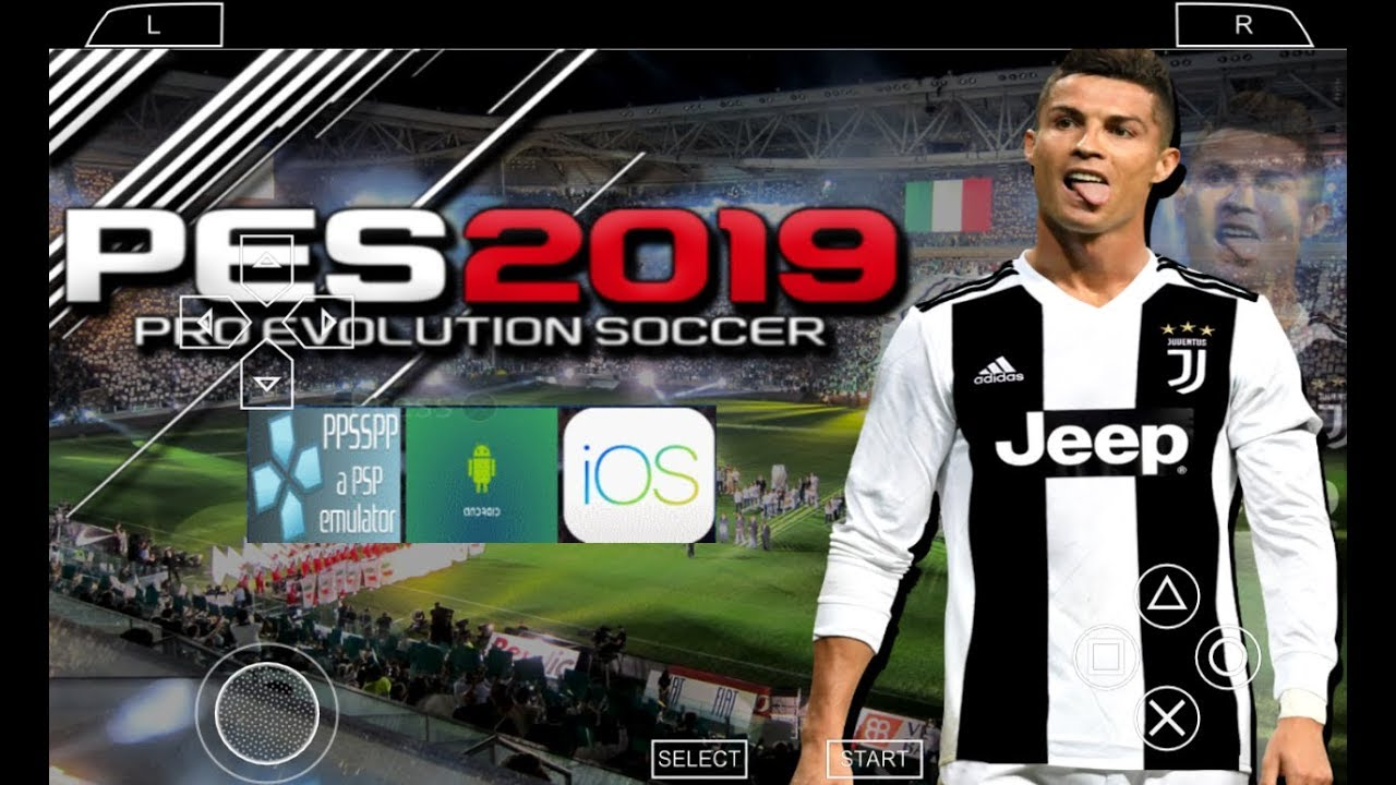 telecharger pes 2019 ppsspp apk