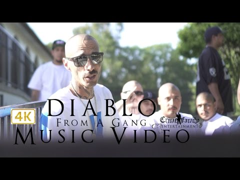 Diablo - From A Gang (Music Video)