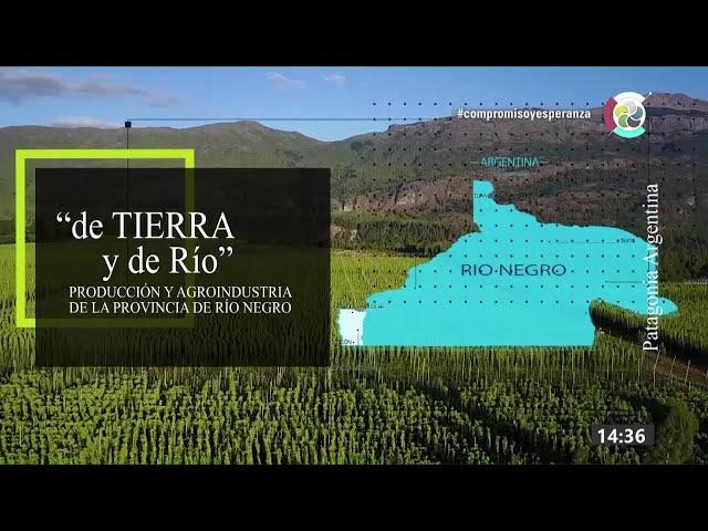 #DeTierraYDeRio | Programa 3 | 16/11/2020