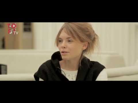 TofiTv 2014 Rozmowa z Agatą Trzebuchowską