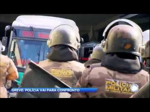 Falta de ônibus revolta passageiros em Belo Horizonte (MG)