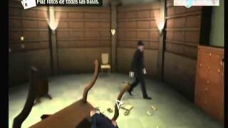 [Wii] NCIS - Presentación y gameplay part 1