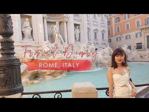 NHẬT KÝ ĐI ROME, Ý - Italy Travel Vlog | Taste From Home