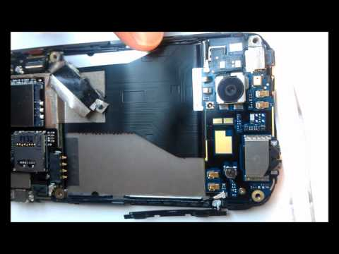 HTC Sensation Teardown SuperTech