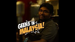 "Geeks In Malaysia Archives: Episode 14 - ""Hey Look, Kids! It's Uma from BFM!"""