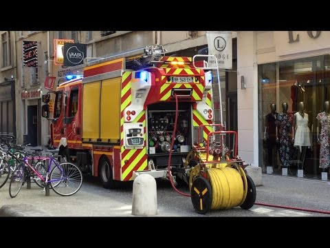 INTERVENTION SAPEURS POMPIERS ||INCENDIE- PNRPAA