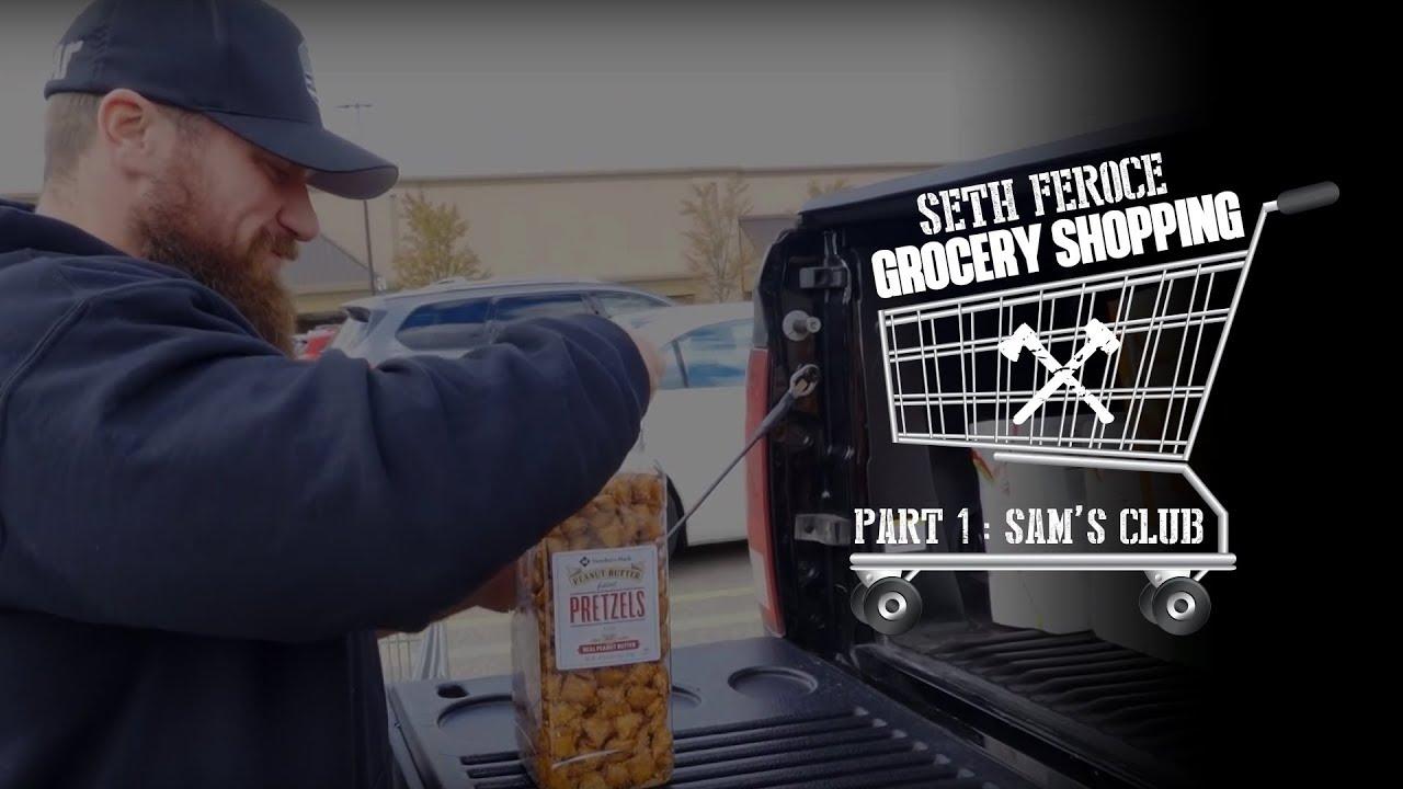 Seth Feroce Grocery Ping Part 1 Sam S Club