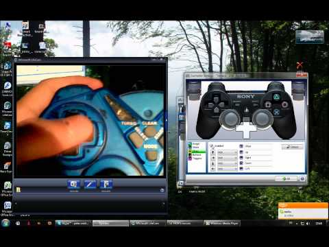 Powerwave pc game controller