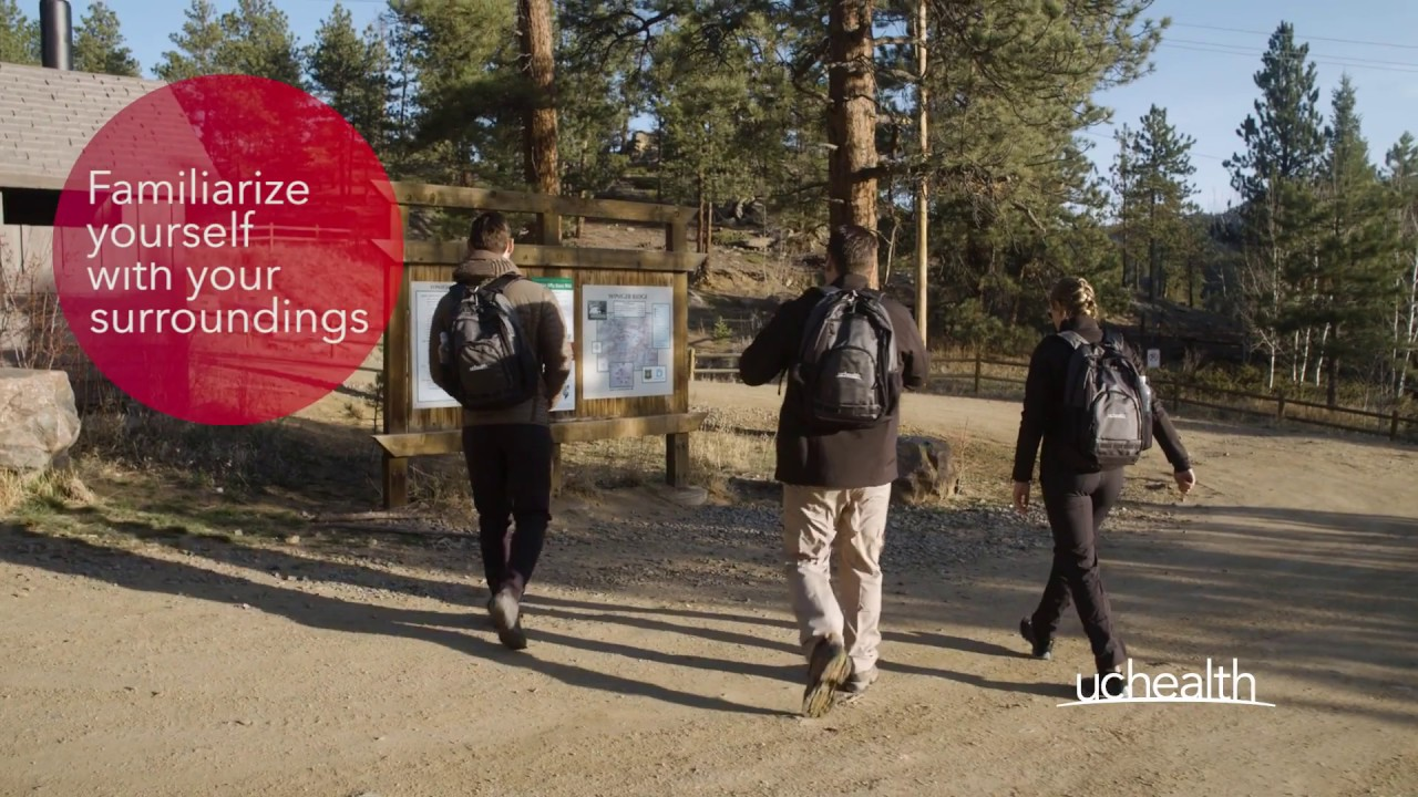 UCHealth - Colorado Hiking Essentials Avoiding Ankle Injuries