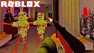 Roblox - ROBLOX ZOMBIE ATTACK   ROBLOX ZOMBIES (ROBLOX QUANTRUM)