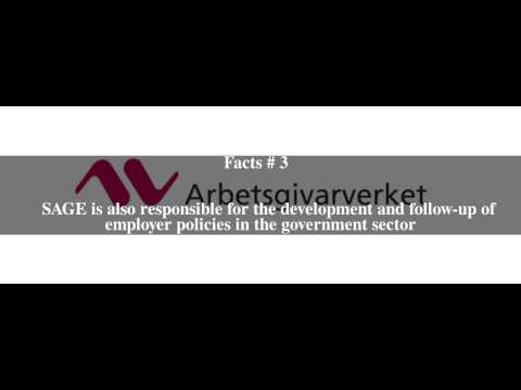 Swedish Agency for Government Employers Top # 6 Facts