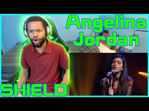 Angelina Jordan (12) Performs «Shield»   SVT/TV 2/Skavlan REACTION