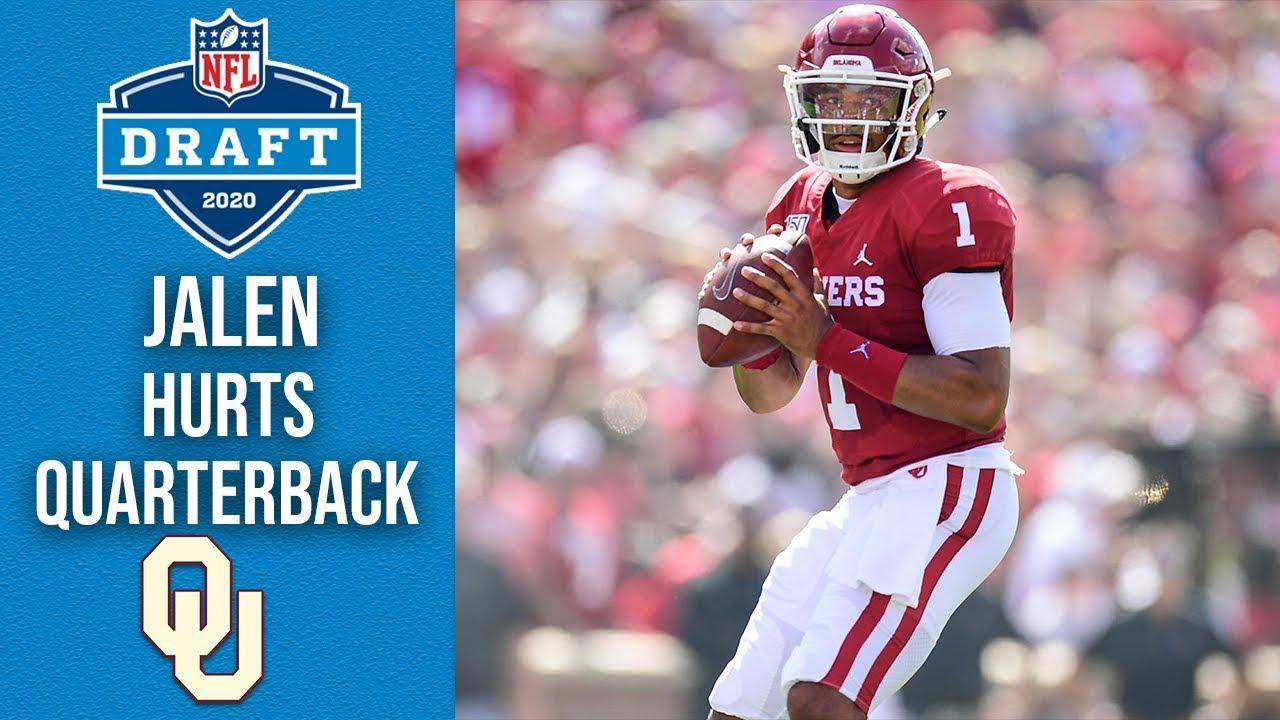 Jalen Hurts | Quarterback | Oklahoma | 2020 NFL Draft Profile