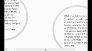 Report Sala Borsa - Una Bologna in miniatura?